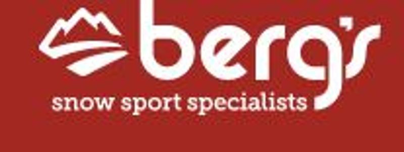 Berg's Ski Shop  Coupons